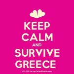 survive greece