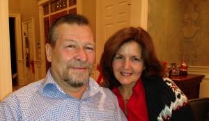 Nick and Linda Katsiotas