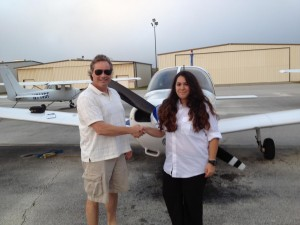 Step 1: get private pilot license