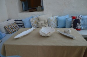 The veranda invites one for a sit and chat along with a cup of coffee