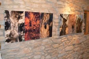 """Photo art by Apostolis Zolotakis entitled """"Anamistic Landscape"""""""