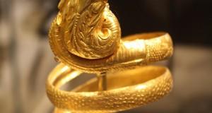 Hellenistic snakewoman armband