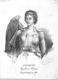agnodice female gynecologist