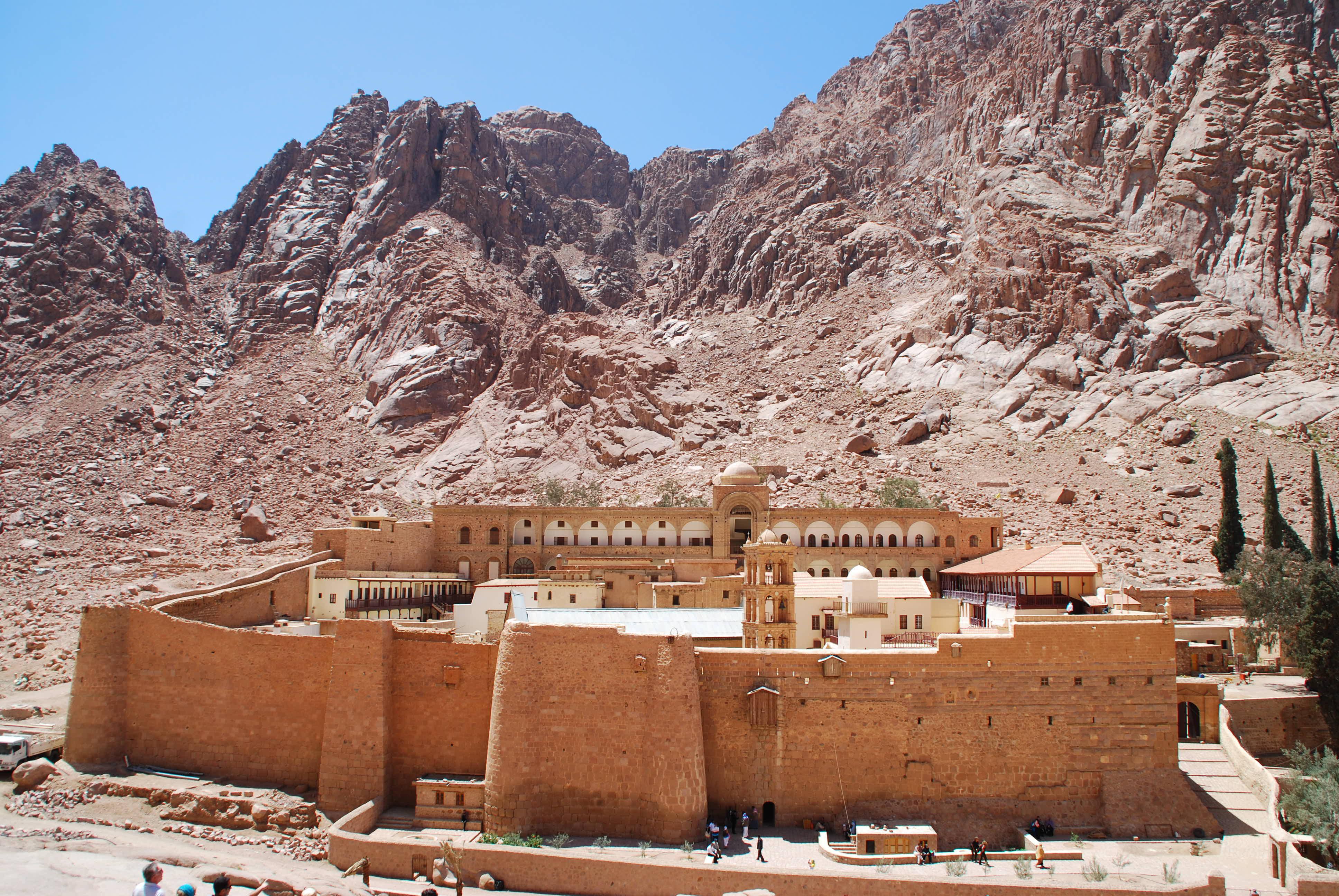 St Catherine's Mt Sinai