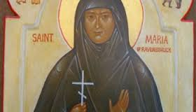 The Russian Orthodox Church took a long time to declare Mother Maria a saint probably because of her unorthodox ways and thinking