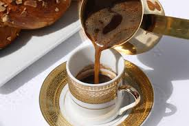 greek coffee cup