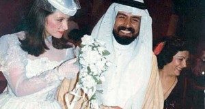 Alexandra Simeonidou and the Arabian sheik she married, a fairy tale romance that turned into a nightmare