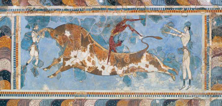 knossos and cosmology What parts did the 8½-year cycles of a minoan great year calendar play in 8 calendar & kingship a calendric cosmology centered at knossos.