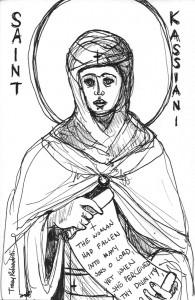 Saint Kassiani