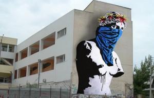 greek street art