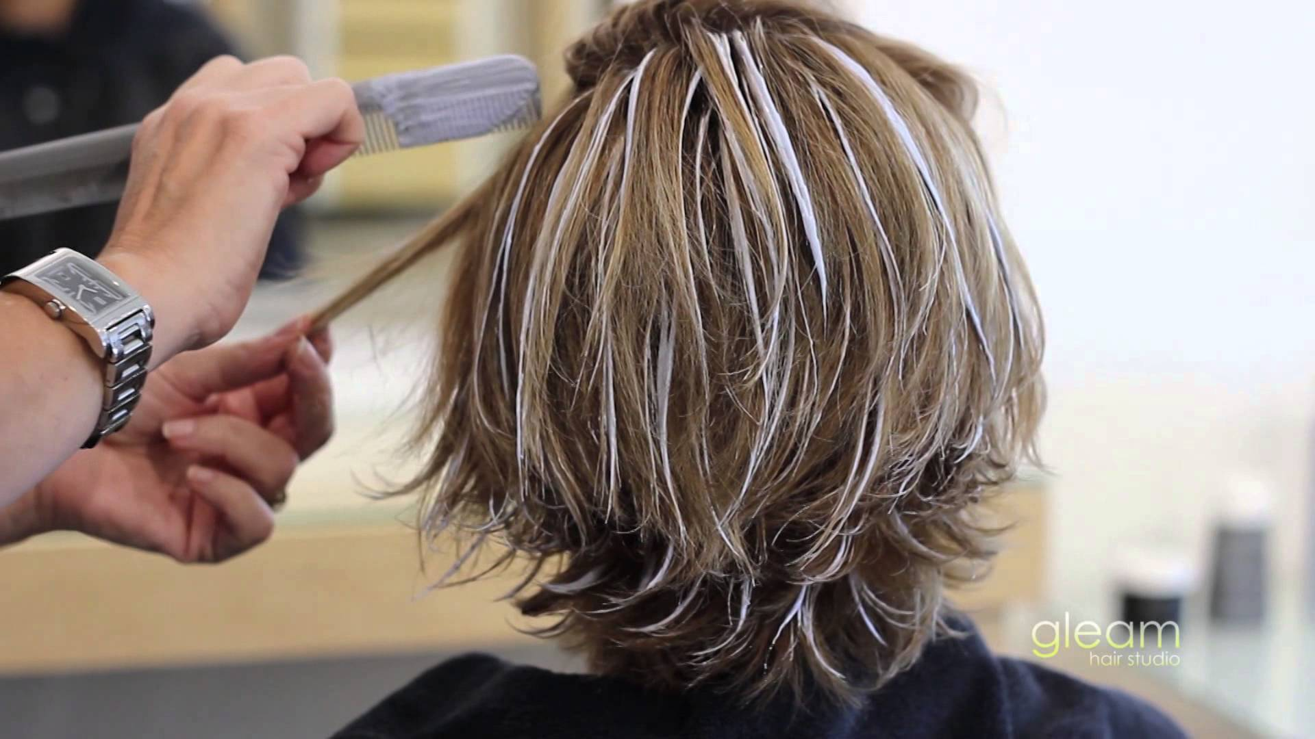 "Balayage means ""to paint"" or ""to sweep"" and involves a more artistic painterly process of creating highlights"