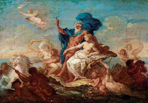 Amphitrite S Froth Bath Bomb Fizzy Greek American Girl
